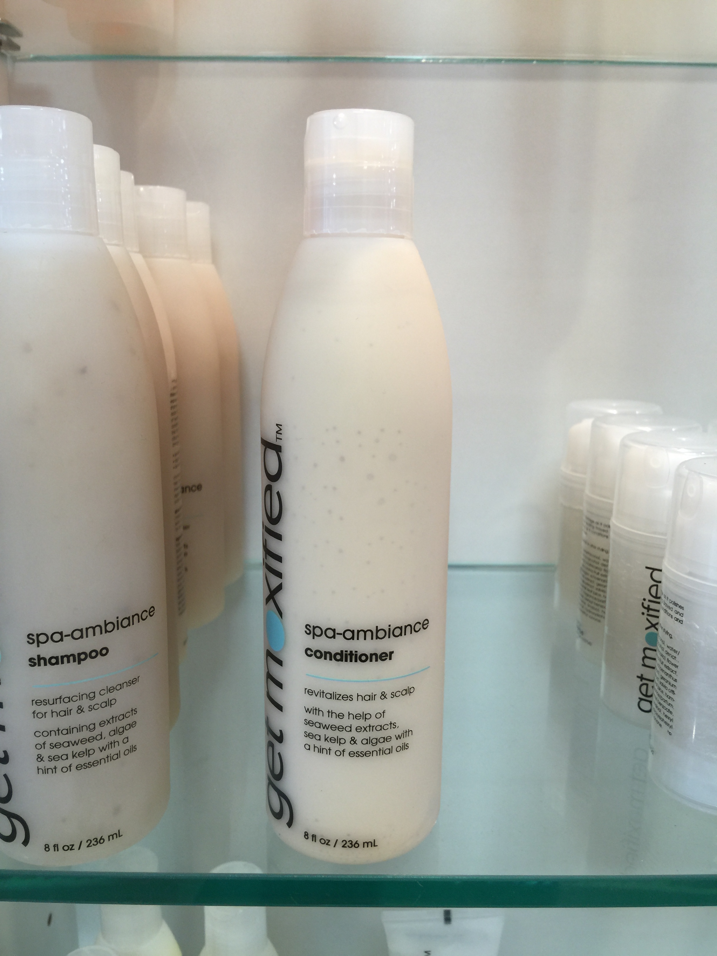 Spa-Ambiance Conditioner - Get Moxified